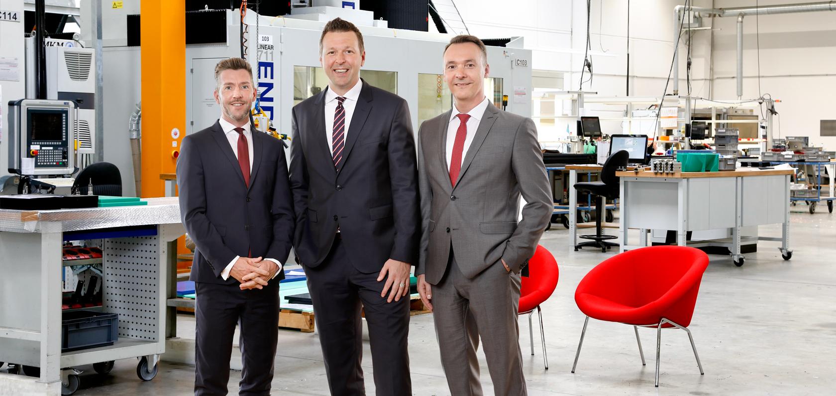 Das Team Unternehmen der S PrivateBanking Dortmund GmbH