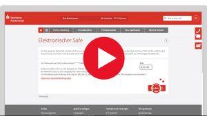 Video elektronischer Safe